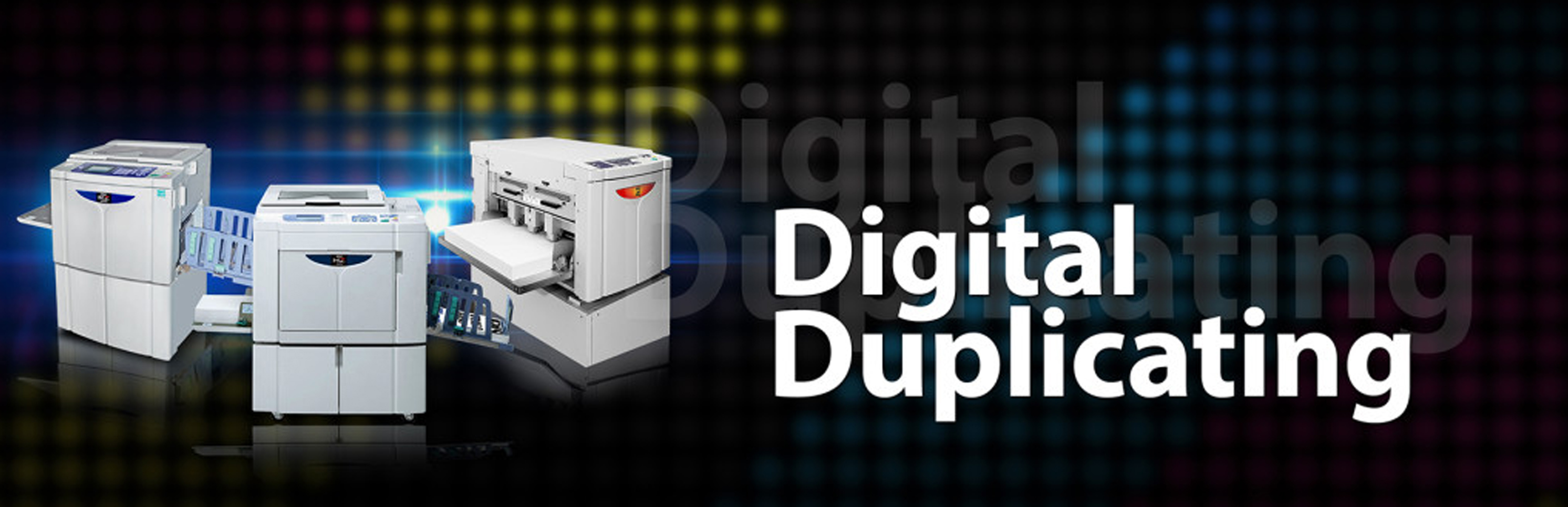 Riso Duplicator Printer