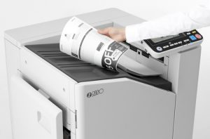 Riso FW1230 Top Surface