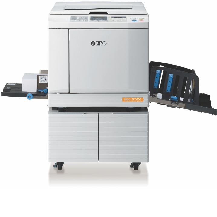 RISO SF5030 A4 DIGITAL DUPLICATOR