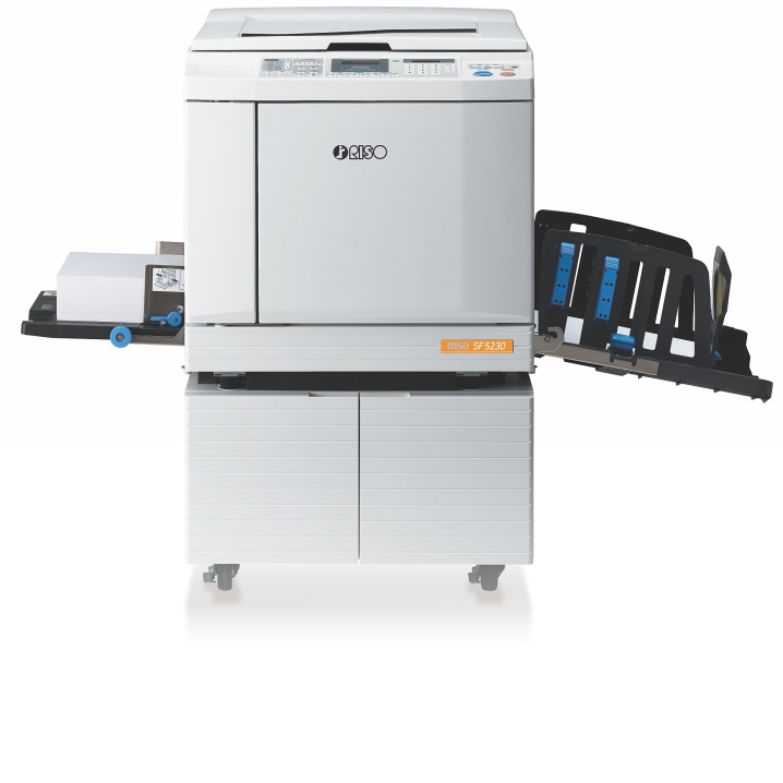 RISO SF5230 B4 DIGITAL DUPLICATOR PRINTER