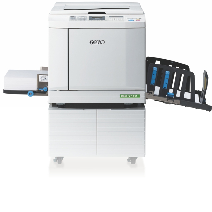 RISO SF5350 A3 FAST DIGITAL DUPLICATOR PRINTER