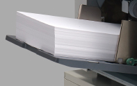 Adequate paper capacity