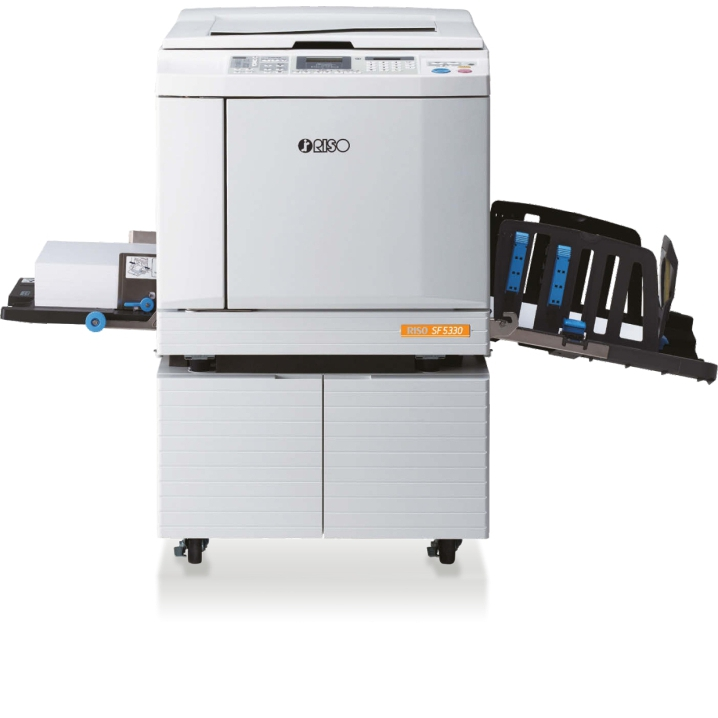 RISO SF5330 A3 DIGITAL DUPLICATOR PRINTER