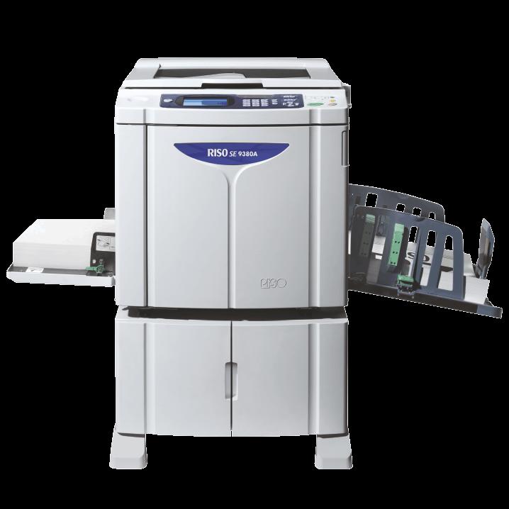 Riso SE9380 Printer