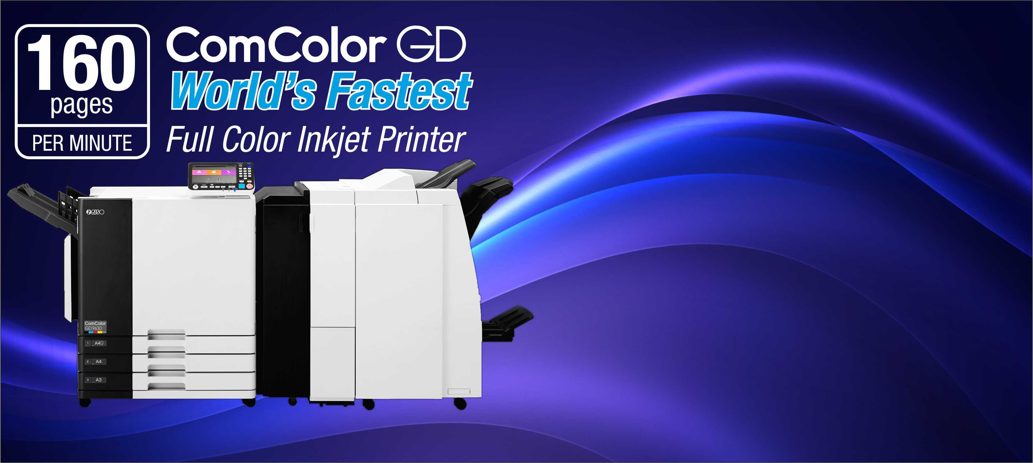 GD Inkjet Printer