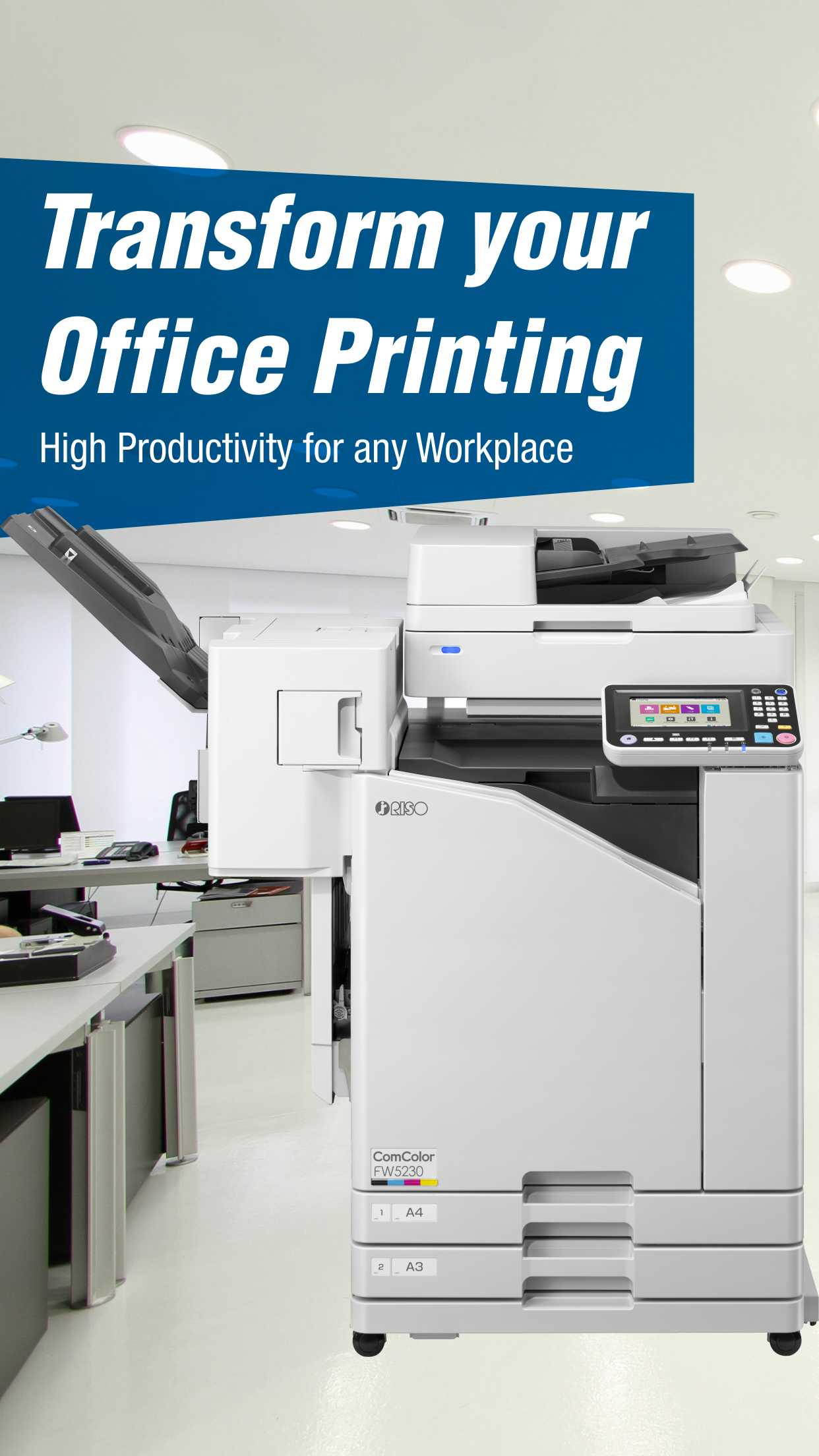 Riso Injket Printer