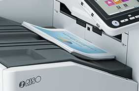 On-demand, full-color printing